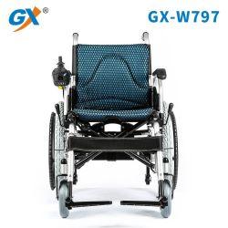 Легкий фен и складные мощность коляску с литиевой батареей