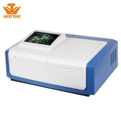 L7 лабораторной работы Auto двойного света УФ-Vis спектрофотометр с цветным сенсорным экраном