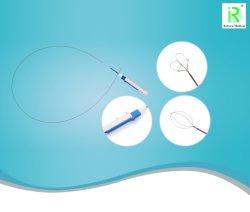 Medical Urologia Nitinol Cesto de pedra pedra/ Cesto de recuperação