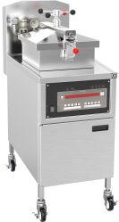 튀겨진 닭 상점 가스 전기 프라이팬 음식 장비 기계장치 깊은 프라이팬을%s 상업적인 부엌 장비 압력 프라이팬