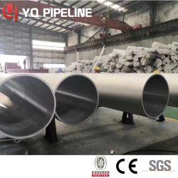 أنبوب TP 316 من الفولاذ المقاوم للصدأ أنبوب سلس 1.4401 SS