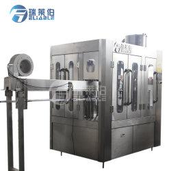 工場直接価格の1台の詰物の包装機械に付き炭酸塩化された飲み物の処理システム3台