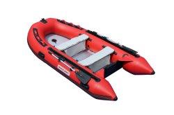 5人のためのSailski 3.3mの膨脹可能なボート(PVCかHypalonのアルミニウム床)