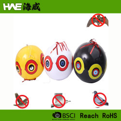 Vogelafschrikmiddel schrikt Vogels, Vogelafstotende Predator Eye Ballon