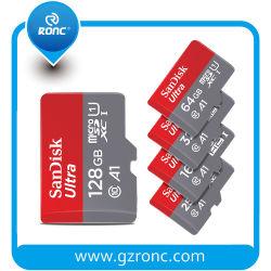 بطاقة SD صغيرة فائقة السرعة من الفئة 10 8 جيجابايت سعة فعلية