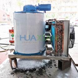 Water/lucht/verdampingskoelweg Veegijsmachine voor ijs Fabriek voor het in de fabriek brengen van beton