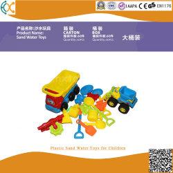 Areia de plástico água brinquedos para crianças