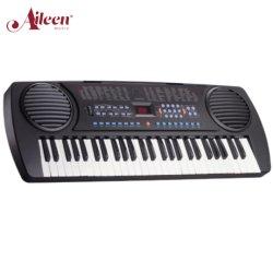 لوحة مفاتيح أكورديون إلكترونية قياسية من Aileenmusic 54 مفتاحا (MK542600A)