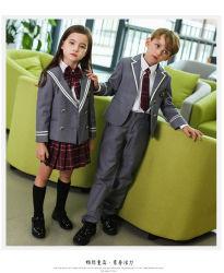 Usine de la vente directe des uniformes scolaires pour les écoles maternelles personnalisés/été et au printemps des uniformes scolaires pour les enfants des écoles primaires et secondaires