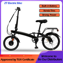 Bicicletta piegante elettrica esterna della mini bici diretta della casella E della fabbrica della Cina con potere del litio