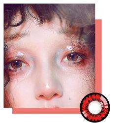Großhandel Frische Cosplay Halloween Kontaktlinsen Crazy Lens Daily Sharingan Kontaktlinse