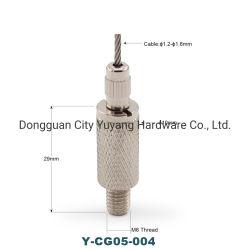 Indicatore luminoso del sistema di sospensione di servizio di espulsore del collare del cavo per il LED