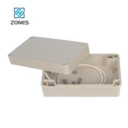 Scatola di giunzione elettrica di plastica resistente all'intemperie del vario di dimensioni supporto della parete