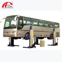 380V/220V Qjj20-4c Mobile Hebesäule 4 Postauto-Bus-Lift Stapler