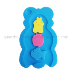 Oem Baby Bath Pad Bath Sponge Bath Voor Newborn Mat