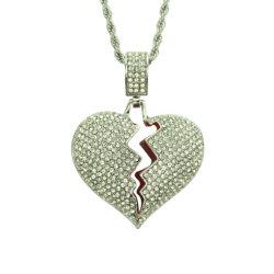 Мода украшения Hip-то мужчина, женщины стали из титана или 925 стерлингов Серебряное кольцо, подвесная, ожерелья, серьги, браслет и Bangle, ювелирные украшения