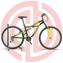 Bike fabricados na China 3*7 Velocidade V-armação de aço do freio MTB