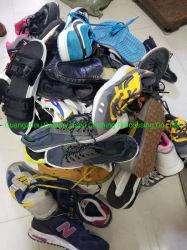 Commerce de gros de seconde main de qualité supérieure utilisé Chaussures Hommes et Femmes chaussures de sport