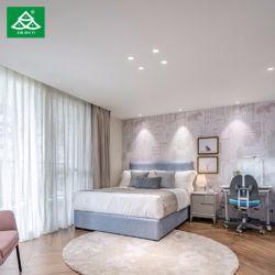カスタマイズされた別荘の家具の子供の寝室の家具の一定のシングル・ベッド