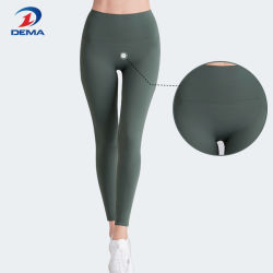 Pantalons taille haute collants Fitness Yoga jambières Sports wear