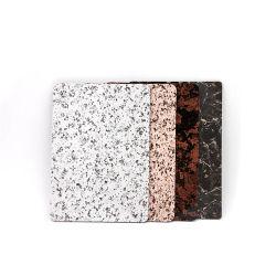 Hoogwaardig marmer aluminium samengesteld materiaal voor wandbekleding