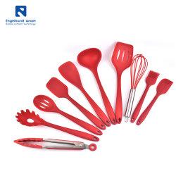 Горячие продажи силиконового герметика кухни кухонные принадлежности для приготовления пищи, посудой для приготовления пищи