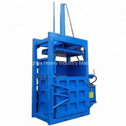 La macchina d'imballaggio della carta straccia della pressa per balle di plastica verticale dello scarto personalizza