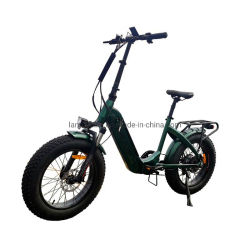 전기 자전거 인튜브 배터리 이바이크 팻 타이어 20인치 비치 접이식 이바이크