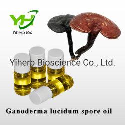 Extracción de dióxido de carbono supercrítico aceite de esporas puro de Ganoderma Natural Lucidum