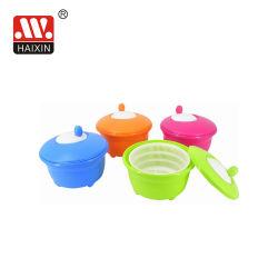 Keukenmachine gereedschap Salad Plastic fruit en groentesalade Spinner