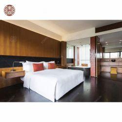 تم إعداد غرفة النوم الخاصة بأثاث فندق جنوب شرق آسيا للبيع