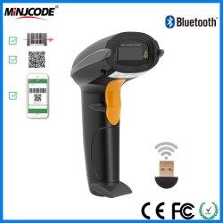 2D-Wireless Bluetooth сканер штрих-кодов с 10m сообщение расстояние, время в режиме ожидания, аккумулятор Capacith. Mj2880