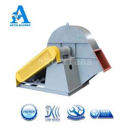 Acero al carbono o acero inoxidable para la industria del papel ventilador centrífugo