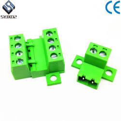 Superdraht-Verbinder des falz-10pins - grüne Klemmenleiste Phoenix
