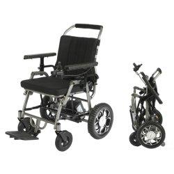 전동 전동 접이식 휠체어, 리튬 배터리