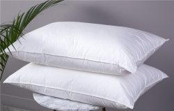 싸게 100%년 면은 자기를 위한 힐튼 호텔 도매 파이브 스타 표준 베개를 베게를 밴다