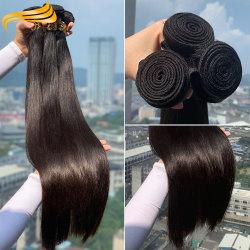 رمى الشعر ويف بالجملة غير معالجة فيرجن البيروفية تمديد الشعر البشري
