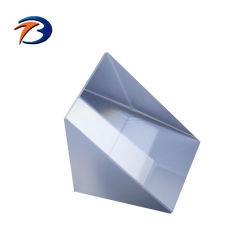 Deklaag van het Aluminium van de Spiegels van het Prisma van de Rechte hoek Vis van de douane de Optische Beschermende