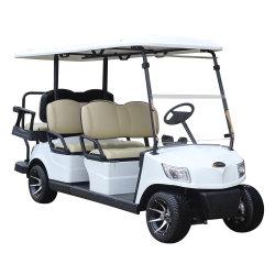 Batteria elettrica al litio da 4 posti/batterie al piombo-acido Golf Cart Golf Buggy (DG-M4+2)