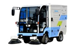 2020 New Energy Electric Road Sweeper Cleaning Machine 전기차