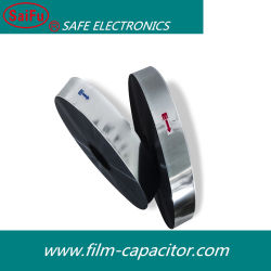 Alta resistência de isolamento de Filme Plástico MPP para condensadores