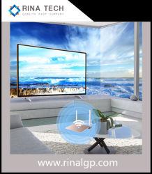 """LED 40"""" à la télévision Smart TV HD à écran plat de gros Android TV LCD"""