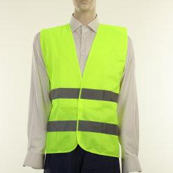 Visibility Elevado Safety Traffic Reflective Vest com CE (JMC-211A)