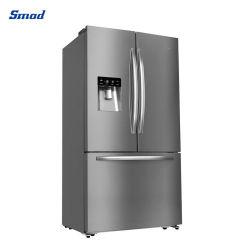 Нет замерзания французской стороны двери холодильник с Icemaker