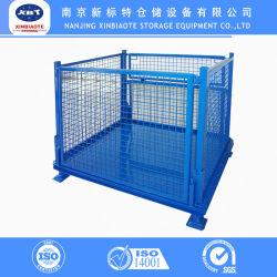 産業倉庫輸送鉄鋼設備物流用金属容器 さまざまなオプションを備えたディストリビューション