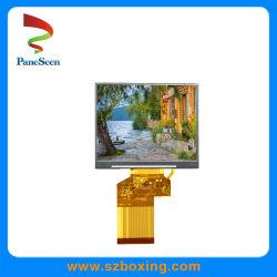 Pantalla TFT-LCD de 3,5 pulgadas con 1100 cd/m2 de alta luminosidad para supervisar la calidad del aire