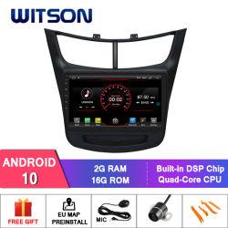 Witson Android 10 Auto Voiture Lecteur DVD pour Chevrolet Sail 2015
