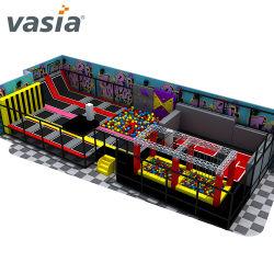 Trampoline van Indoor&Outdoor Bungee van de Jonge geitjes van de Trampoline van Vasia de ASTM Goedgekeurde