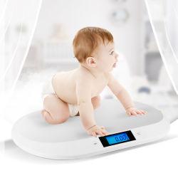 Schaal van het Gewicht van de Baby van de Gezondheid van de Baby van het Gebruik van de familie de Elektronische 20kg