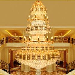 ثريا معلقة كبيرة لماكسي إضاءة فندق Project Hotel Lighting (WH-NC-08)